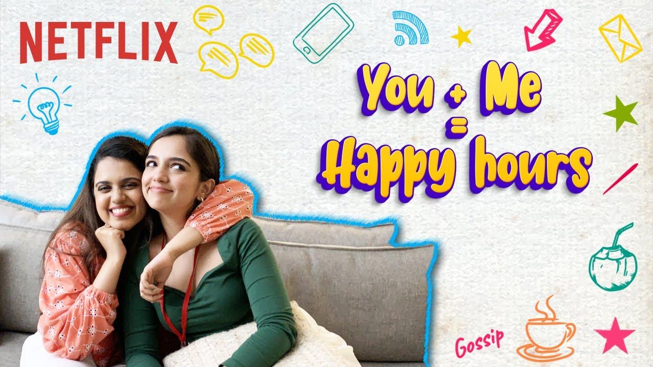 To, My Dearest Office BFF   Ft. @Aishwarya Mohanraj, Ahsaas Channa   Netflix India