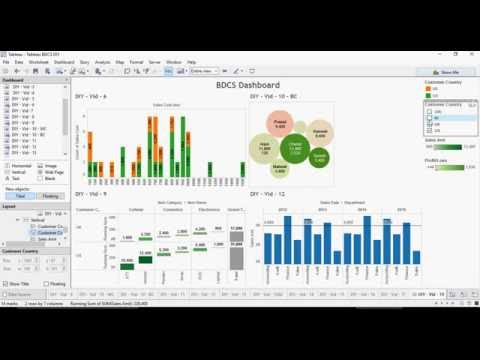 creating kpi dashboards in microsoft excel part 1 of 6