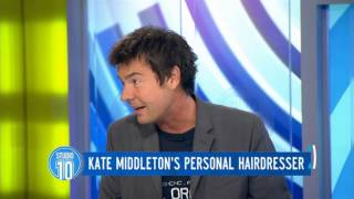Kate Middleton's Personal Hairdresser Reveals All