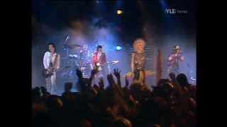 Hanoi Rocks - Back To Mystery City HQ (Live 1985 @Helsingin Kulttuuritalo)