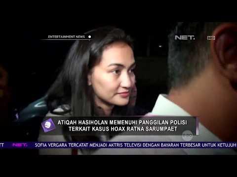 Atiqah Asiholan Penuhi Panggilan Terkait Kasus Ratna Sarumpaet Mp3