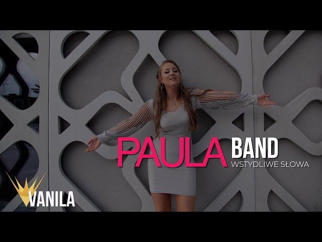 PAULA BAND - Wstydliwe Słowa (Oficjalny teledysk) NOWOŚĆ DISCO POLO 2021