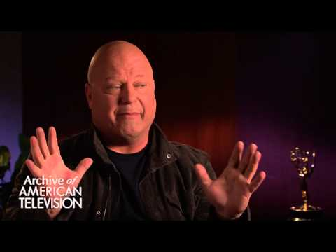 Michael Chiklis discusses his Shield character Vic Mackey  EMMYTVLEGENDS.ORG