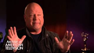 Michael Chiklis discusses his Shield character Vic Mackey - EMMYTVLEGENDS.ORG