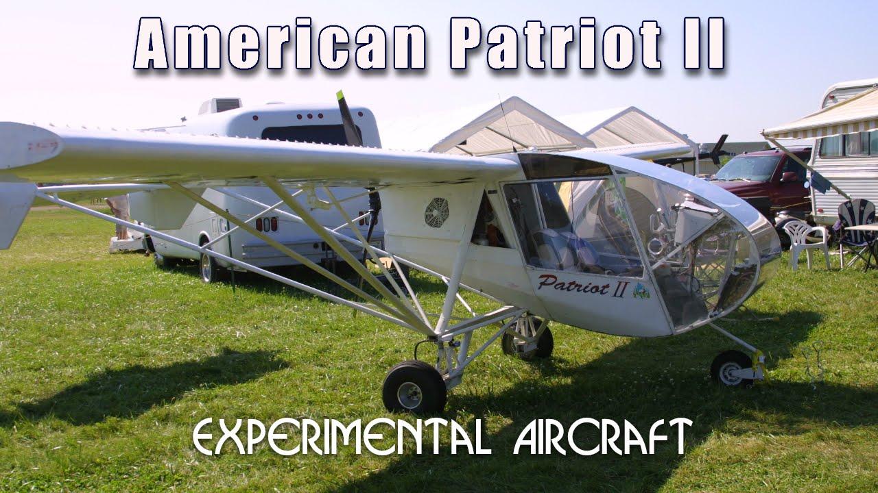 Patriot Ii American Patriot Aircraft Patriot Ii