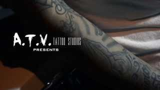 Gathering of the Giants Tattoo & Art 2014 Convention Promo Commercial