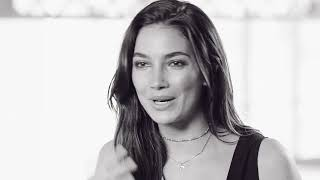 Real Talk: Lily Aldridge on LOVE