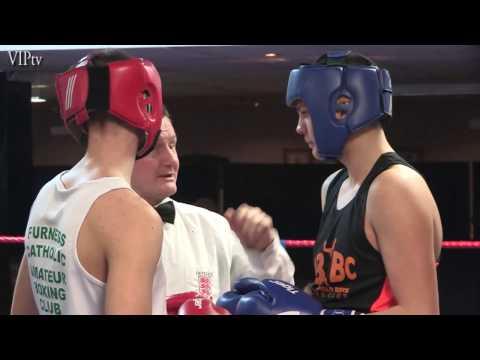 Evan Jones v Thomas Healy 75kg NWR Junior Final 2017