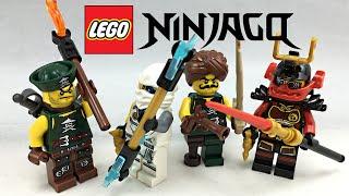 Amazing LEGO Ninjago Skybound Battle Pack Review!