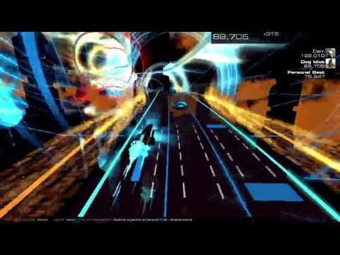 Audiosurf 2 isn't good for streaming