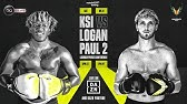 KSI vs. Logan Paul 2 Launch Press Conference