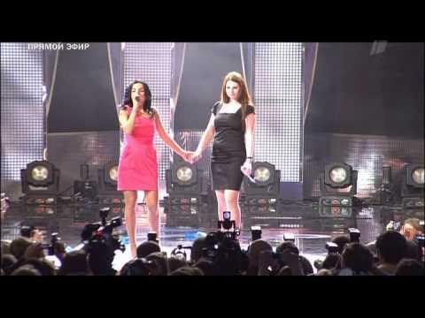 Eurovision Stars in Moscow t.A.T.u. Ne Ver, Ne Boisya 10.05.2009