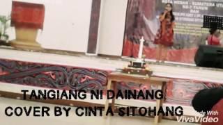 TANGIANG NI DAINANG Cover by CINTA SITOHANG Cipt. Tagor Tampubolon Mp3