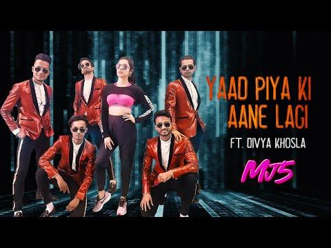 Yaad Piya Ki Aane Lagi   ft. Divya Khosla Kumar   Neha Kakkar   Choreography MJ5