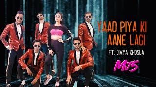 Gambar cover Yaad Piya Ki Aane Lagi | ft. Divya Khosla Kumar | Neha Kakkar | Choreography MJ5