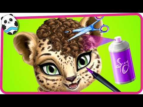 Fun Animals Care & Pet Makeover - Rock Star Animal Hair Salon - Dress Up Game for Kids and Children
