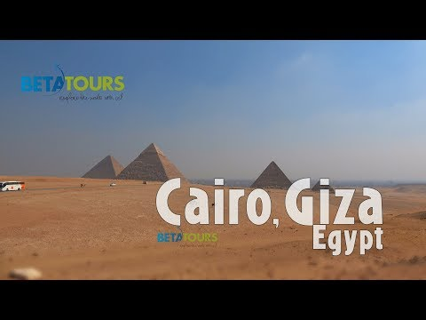 Cairo Giza, Egypt 4K travel guide bluemaxbg.com