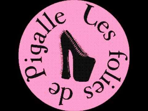 Dj RALF @ Les Folies De Pigalle