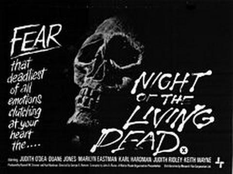 La Notte Dei Morti Viventi 1968 (ITALIANO)-Public Domain