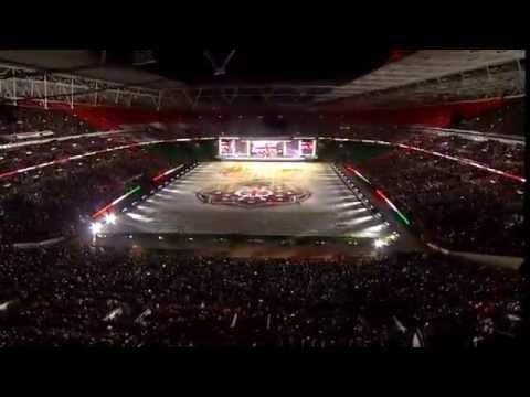PM Shri Narendra Modi address the Community reception at Wembley Stadium, UK : 13.11.2015