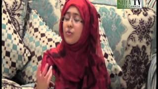 Safar-e-Miraj Shareef by Sister Sadiya Riaz Shaikh, IECRC Bahrain