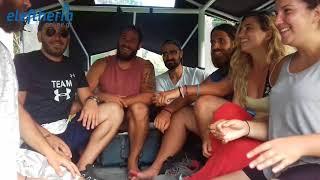 Survivor GR 2018 Crew Backstage