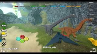 [Dinosaur Simulator] - Adding in Barosaurus