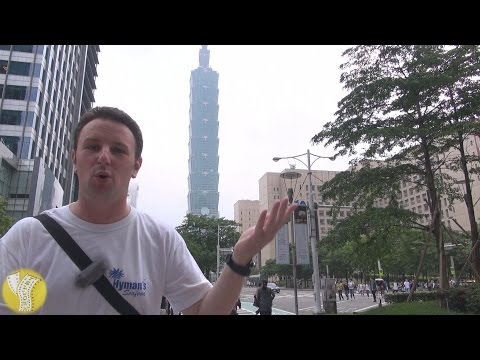 Taipei 101 Travel Guide