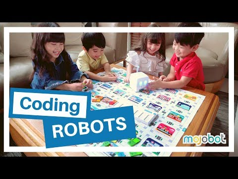 Teach coding in schools with Programmable Robots