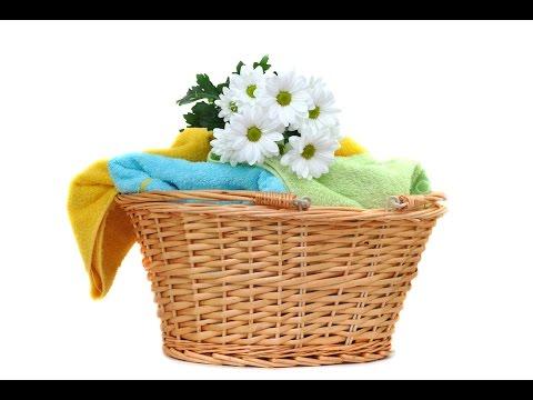 Чудо - салфетка из бамбука для мытья посуды без моющих средств .
