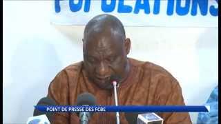 Les FCBE se prononcent sur l'affaire tentative d'arrestation de Candide Azannaï