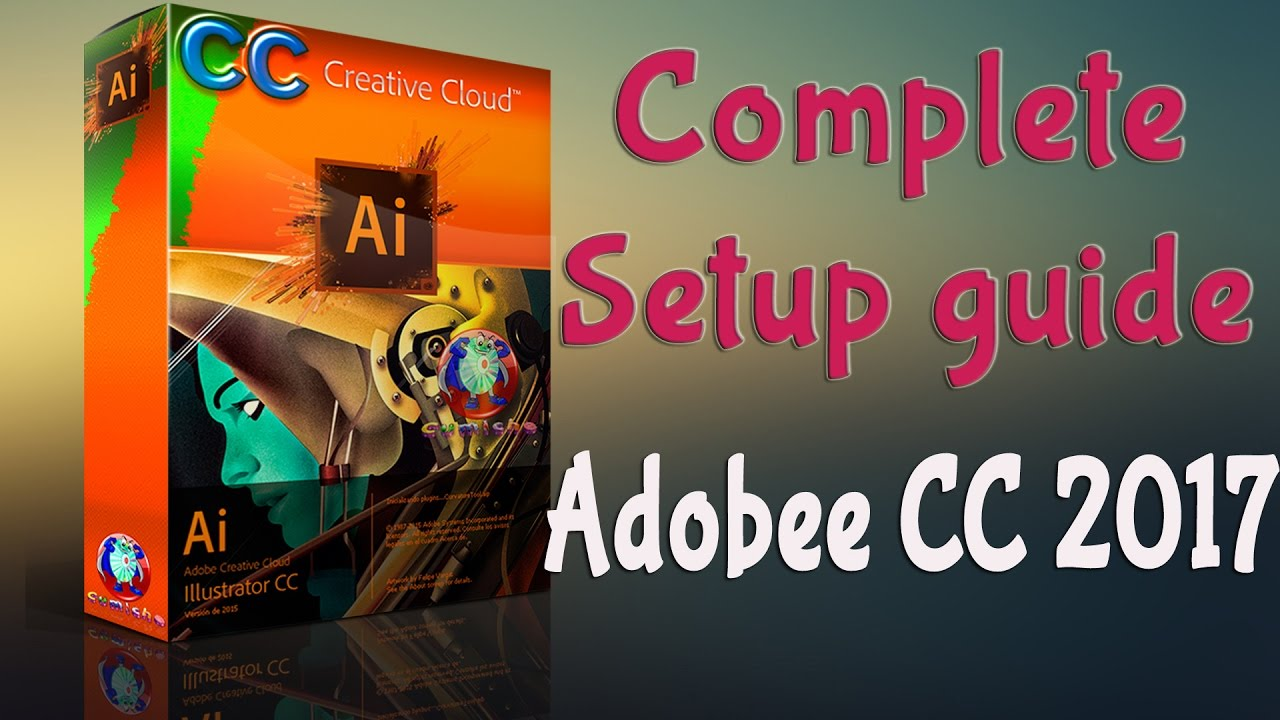 How To Setup Adobe illustrator CC 2017 With license and New Interface In Bangla
