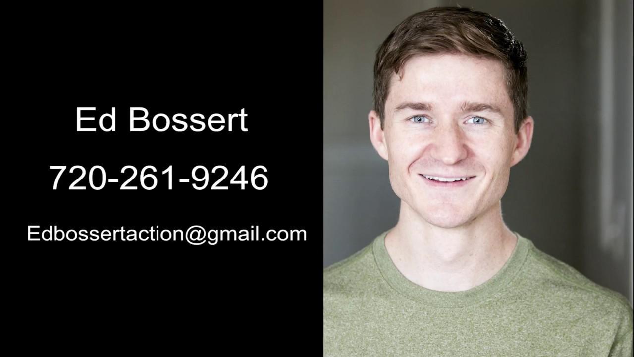 Edward Bossert as clyde