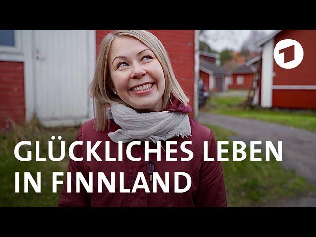 Das Geheimnis der glücklichen Finnen | Weltspiegel Reportage