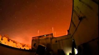 Visita ao Observatório Astronômico