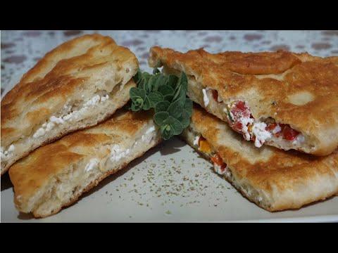 Τηγανόψωμο-της-mαμάς-(Δύο-γεύσεις)---ramadan-pita-of-mom-(two-flavors)-//-stella-love-cook