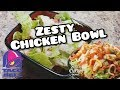 Taco Bell's Zesty Chicken and Rice Bowl - Bella Boo's Lunches