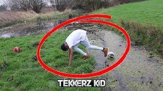 This Could go HORRIBLY WRONG!   Tekkerz Kid Holiday vlog part 1