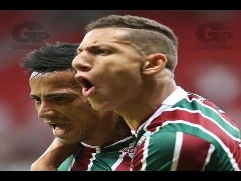 Fluminense 1 x 0 Corinthians, Melhores Momentos - Série A 16/06/2016