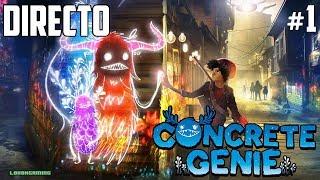 Vídeo Concrete Genie