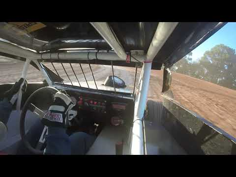 i-30 Speedway modlite practice and crash...