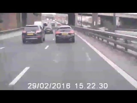 not knowing motorway stopping distance