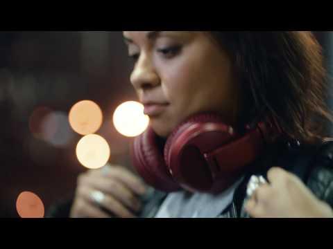 Introducing the HDJ-X5BT headphones