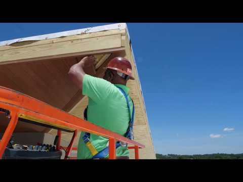 Composite Siding & Cladding | Wall Panels | NewTechWood
