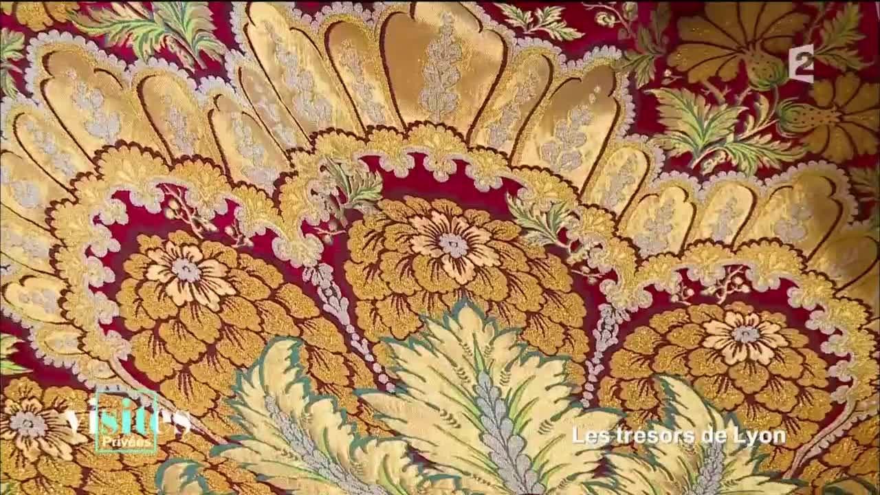 lyon ville des tissus et de la soie reportage visites priv es youtube. Black Bedroom Furniture Sets. Home Design Ideas