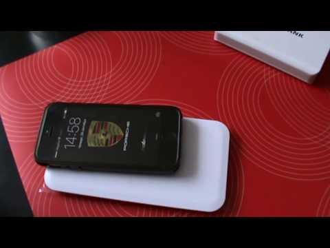 беспроводная зарядка Iphone 5, 6, 7