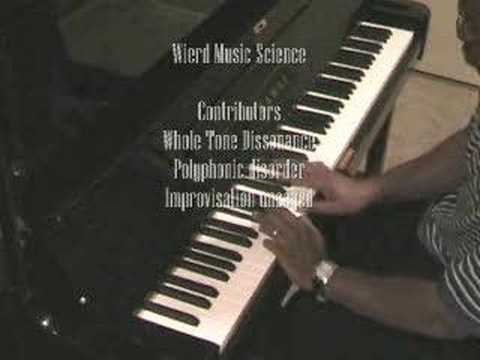 CAUTION: MOST ATONAL DISSONANT SOUNDS - wierd music science