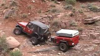 AT Chaser Off-Road Trailer in Moab