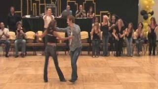 Desert City Swing 2008- Pete Green and Jessica Cox