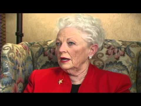 Former Governor Ann Richards Discusses the Rise of the Republican Party in Texas